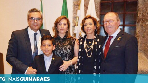 SÉRGIO BALÃO É O NOVO PRESIDENTE DO ROTARY CLUB DE GUIMARÃES