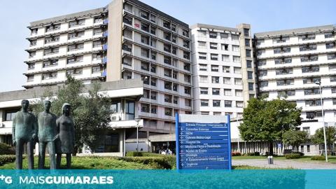 HOSPITAL DE GUIMARÃES NO TOP 10 DA INVESTIGAÇÃO EM SAÚDE