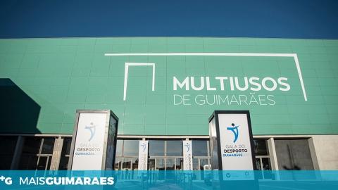 GUIMARÃES PROPORCIONA MOMENTO DE GALA PARA DISTINGUIR O MÉRITO DESPORTIVO
