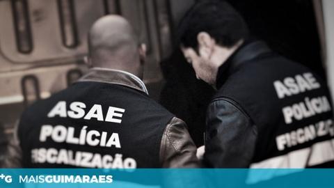 GARRAFAS COM MISTURA DE AZEITE REFINADO APREENDIDAS EM GUIMARÃES