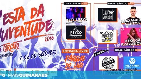 FESTA DA JUVENTUDE DE SÃO TORCATO ARRANCA ESTA NOITE