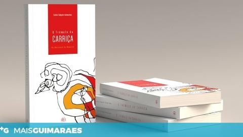 """LIVRO """"O TRÉMULO DA CARRIÇA"""" É LANÇADO ESTA NOITE"""