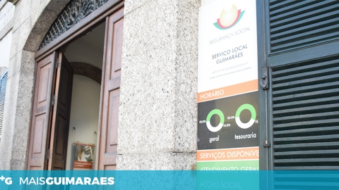 NÚMERO DE PENSIONISTAS EM GUIMARÃES JÁ ULTRAPASSA OS 43 MIL