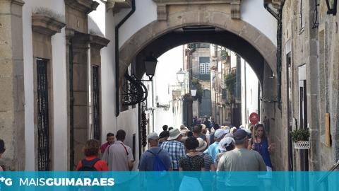 GUIMARÃES ESTÁ A CELEBRAR O DIA MUNDIAL DO TURISMO