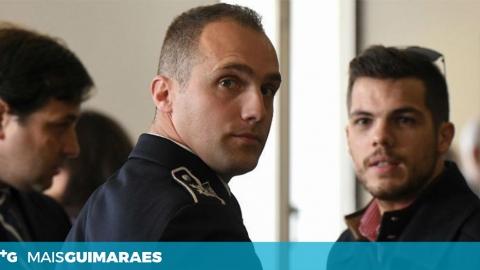 SUBCOMISSÁRIO FILIPE SILVA PEDE ABSOLVIÇÃO DOS CRIMES DE AGRESSÃO