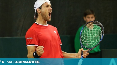 JOÃO SOUSA VOLTA A ENTRAR NO TOP 50 DO RANKING ATP
