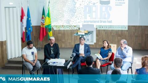 GUIMARÃES E FAMALICÃO ABRAÇAM PROJETO CULTURAL NA ÁREA MUSICAL DA PERCURSÃO