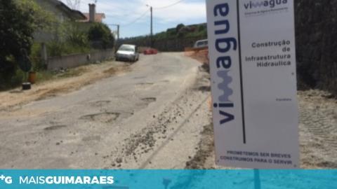 EXTENSÃO DA REDE DE SANEAMENTO EM SILVARES COMEÇA AMANHÃ