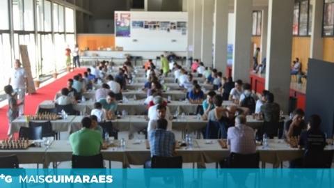 GUIMARÃES RECEBE TORNEIO INTERNACIONAL DE XADREZ