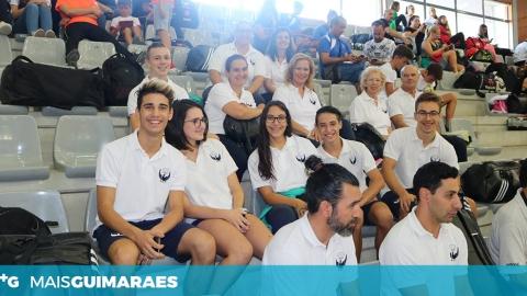 AJKP PARTICIPA COM QUATRO ATLETAS NA PRIMEIRA LIGA OLÍMPICA DE KARATÉ