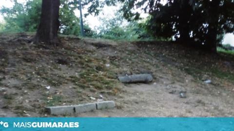 PRESENÇA CONTÍNUA DE ATIVIDADES DE PRAXE NO PARQUE DA QUINTÃ REVOLTA MORADORES