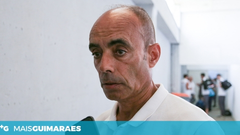 ANTÓNIO CARVALHO JÁ NÃO É TREINADOR DO CC TAIPAS