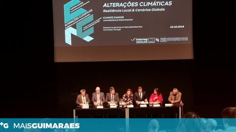 CONFERÊNCIA INTERNACIONAL SOBRE ALTERAÇÕES CLIMÁTICAS NA BLACK BOX