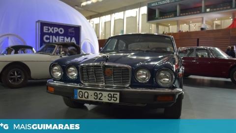 CARROS E CINEMA NA EXPO CLÁSSICOS 2018