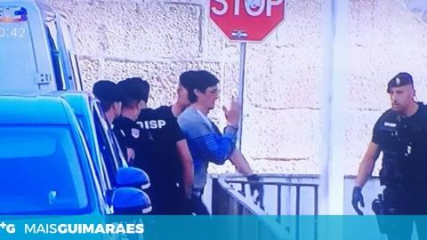 FORTES MEDIDAS DE SEGURANÇA PARA JULGAMENTO DE ASSALTANTES CÓRSEGOS