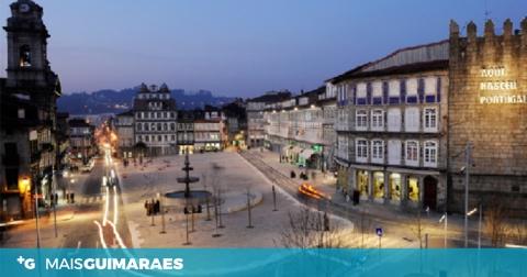 GUIMARÃES ORGANIZA EVENTO EM BRUXELAS NA ÁREA DAS SMART CITIES