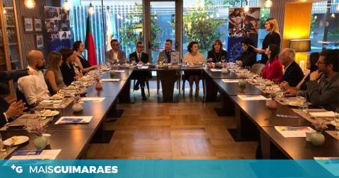 ROTARY CLUB DE GUIMARÃES PRESTA HOMENAGEM A MECENAS