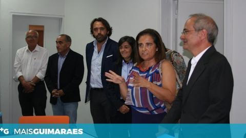 INAUGURAÇÃO DE SALA DE APRENDIZAGEM INOVADORA NO AGRUPAMENTO DE ESCOLAS VIRGÍNIA MOURA