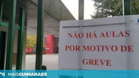 ESCOLAS E SERVIÇOS EM GUIMARÃES AFETADOS PELA GREVE DA FUNÇÃO PÚBLICA