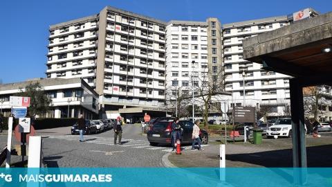 53% DOS ENFERMEIROS ADERIRAM À GREVE NO HOSPITAL DE GUIMARÃES