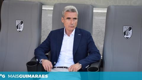 """LUÍS CASTRO SOBRE O DÉRBI: """"VALE TRÊS PONTOS E UMA ALEGRIA IMENSA SE ISSO ACONTECER"""""""
