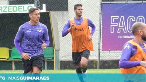 MOREIRENSE PREPARA A TAÇA DE PORTUGAL