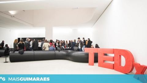 6.ª EDICÇÃO DO TEDx GUIMARÃES DECORRE HOJE NA PLATAFORMA DAS ARTES