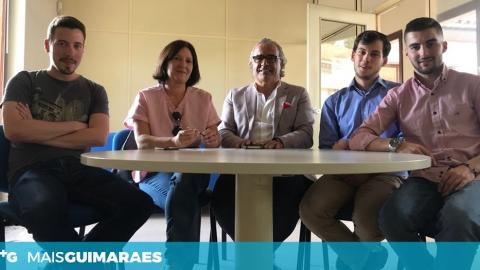 JUNTA DE AZURÉM REUNIU COM ESTUDANTES DA U. MINHO