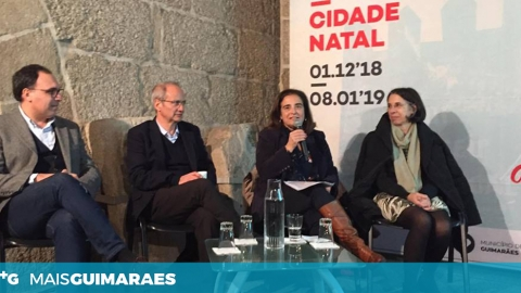 ALAMEDA DE S. DÂMASO TERÁ UM MERCADO DE NATAL DURANTE O MÊS DE DEZEMBRO