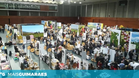 ÚLTIMO DIA DE GUIMARÃES WINE FAIR NO MULTIUSOS