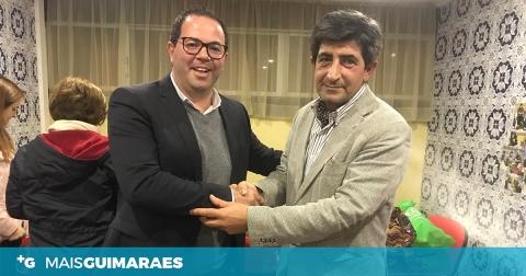 MIGUEL OLIVEIRA ELEITO PRESIDENTE DA COMISSÃO SOCIAL INTERFREGUESIAS DE COUROS