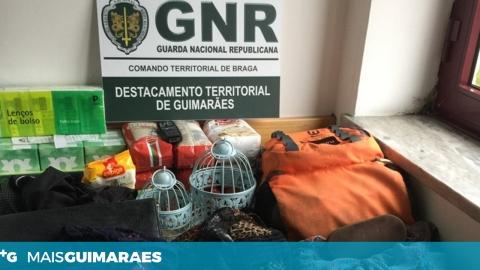 GNR DETEVE FORAGIDO EM GUIMARÃES