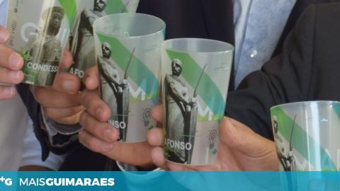 MULTIUSOS DE GUIMARÃES IMPLEMENTA COPOS REUTILIZÁVEIS