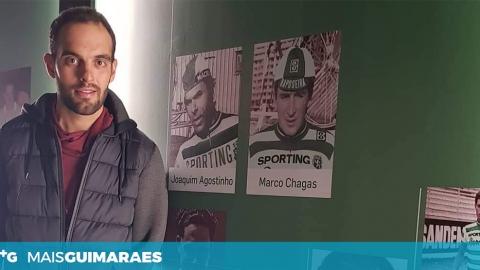 JOSÉ MENDES É REFORÇO DO SPORTING CP/TAVIRA