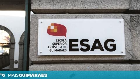 ALUNOS DA ESAG SERÃO TRANSFERIDOS PARA ESCOLA SUPERIOR ARTÍSTICA DO PORTO