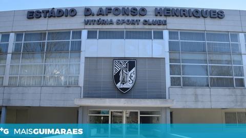 CIRCULAÇÃO E ESTACIONAMENTO INTERDITOS JUNTO AO ESTÁDIO D. AFONSO HENRIQUES