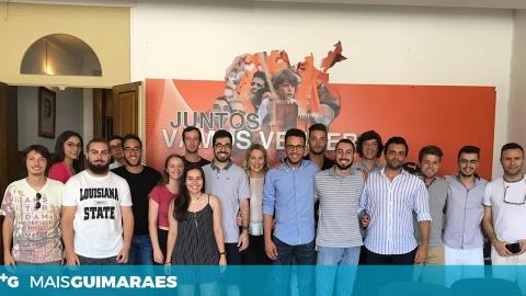 """JSD: """"GUIMARÃES MERECE OUTRA LIDERANÇA E NOVAS POLÍTICAS DE JUVENTUDE"""""""