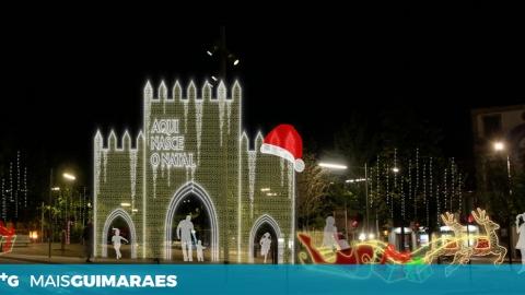 """""""GUIMARÃES, CIDADE NATAL"""" ABRE AS PORTAS AO TERRITÓRIO EM DEZEMBRO"""