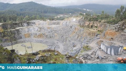 MORADORES DE AIRÃO S. JOÃO EM SOBRESSALTO COM PEDREIRAS LOCAIS