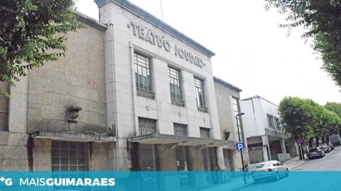 OBRAS DE REQUALIFICAÇÃO DO TEATRO JORDÃO ARRANCAM EM JANEIRO DE 2019
