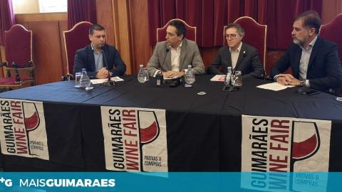 TRÊS MIL VINHOS E 200 PRODUTORES NO GUIMARÃES WINE FAIR