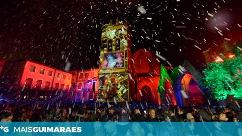 MILHARES DE PESSOAS ESPERADAS NA PASSAGEM DE ANO EM GUIMARÃES