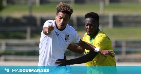 VITÓRIA B DEFRONTA FC PORTO