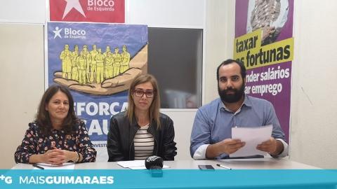 """BE GUIMARÃES CONSIDERA QUE AS PROPOSTAS DA AUTARQUIA PARA OS TRANSPORTES PÚBLICOS SÃO """"TÍMIDAS"""""""