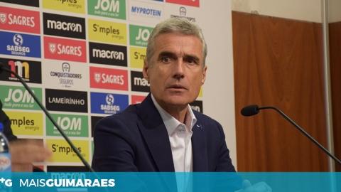"""LUÍS CASTRO: """"O SPORTING TEM DE SE PREOCUPAR CONNOSCO"""""""