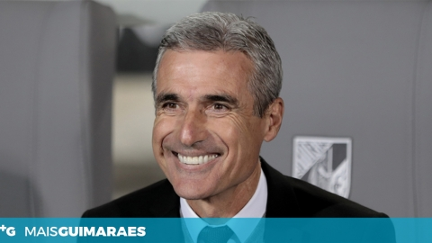 """LUÍS CASTRO: """"FOMOS FELIZES PORQUE AS COISAS FORAM SAINDO CERTAS"""""""