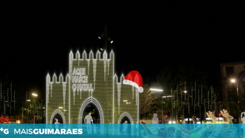 MERCADO DE NATAL INAUGURADO ESTE SÁBADO NO JARDIM DA ALAMEDA DE S. DÂMASO