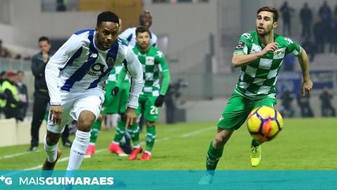 MOREIRENSE ESTÁ FORA DA TAÇA DE PORTUGAL