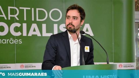 VIMARANENSE NELSON FELGUEIRAS PRESIDE COMISSÃO NACIONAL DA JS
