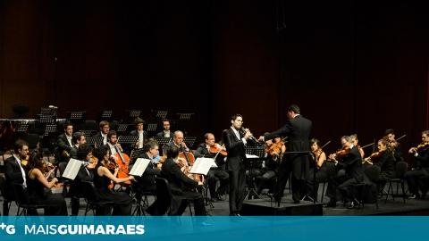 ORQUESTRA DE GUIMARÃES APRESENTA O CONCERTO DE ANO NOVO